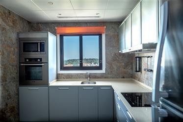 Penthouse Moderna com Vista mar a 1km da Praia da Falésia