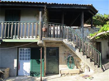3 Bedrooms Village House With Backyard  (1.100M2)!!!