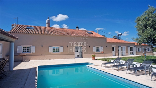 Renovated 4+2 bed country house with horse paddocks in lower Alentejo, Almodôvar
