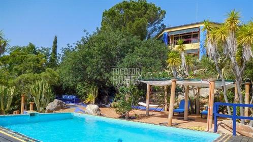 Grande Quinta com Vista Mar, Estúdio de Dança e Yoga, Atelie...