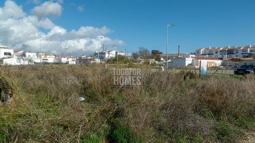 Projeto de Desenvolvimento Urbano no Parchal