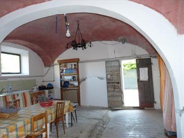 Teil eines Bauernhauses für Verkauf 106 qm Torrita capotesta