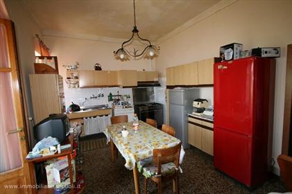Sinalunga à vendre maison mitoyenne de 120 mètres carrés