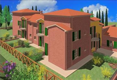 Für Verkauf Doppelhaus capotesta