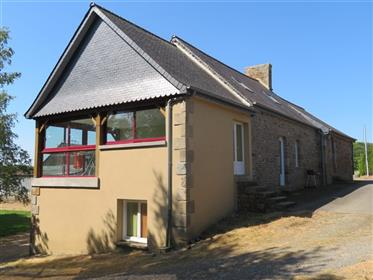 Detached 5 Bed.Farmhouse+Barns+2900m2 Plot