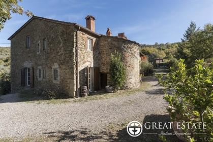 Villa Nel Verde è una proprietà esclusiva situata nelle campagne di Cortona. Questa casa r...