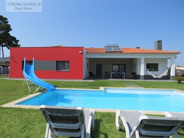 For sale excellent villa with 1 floor, near Sesimbra, with 1...