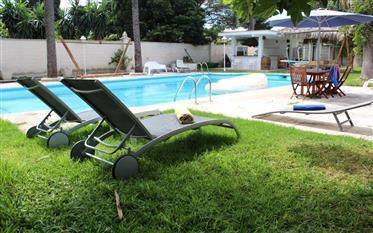 Villa for sale in Torremolinos, El Pinillo
