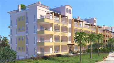 Appartement Neuf T2, avec piscine, dans un quartier central de Lagos