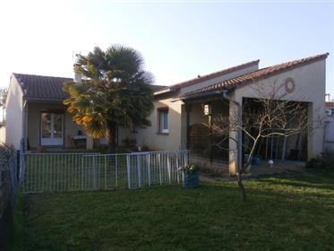 Albi Proche Commerces Et Ecoles Maison T4 Sur Sous Sol Complet