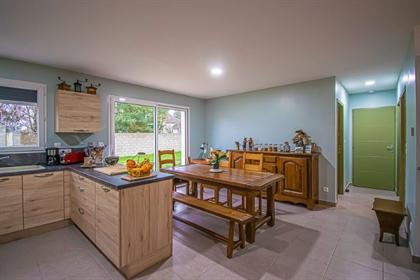 Mereau (18120) - maison neuve - plain pied - cuisine ouverte aménagée - garage fermé - ter