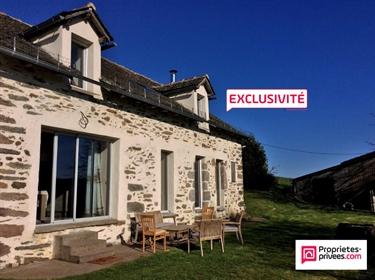 Maison Mourjou 5 pièce(s) 150 m2