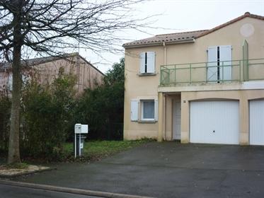 Maison La Roche Sur Yon 4 pièce(s) 89 m2
