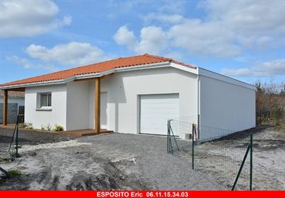 Maison Parentis En Born 4 pièce(s) 118 m2