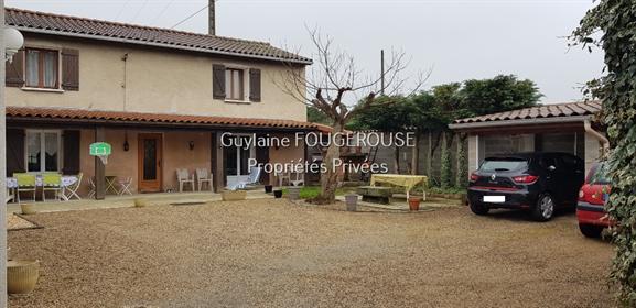 Saint Romain Le Puy 42610 Uniquement Chez Proprietes PRIVEES Maison hors lotissement de