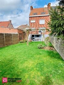 Maison St Andre 6 pièce(s) 115 m2, 4 ch, bureau, garage et jardin