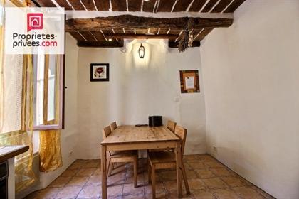 Lorgues maison de village 4 pièces 90 m2 Visite virtuelle di...