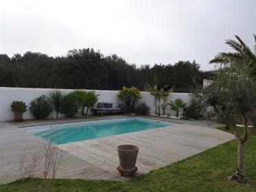Villa Rivedoux Plage (17940) 5 pièces 108 m2