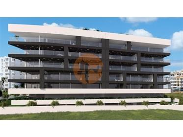 Apartamento T5 Lagos condomínio privado c/ piscina e 3 lugar...