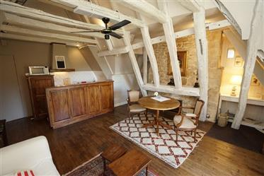 Centre historique de Sarlat Appartement avec très belles prestations Idéal projet locatif