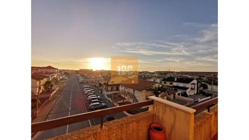 T3 com terraço na Torreira