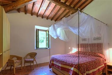 Alte Mühle zum Verkauf in San Gimignano in der Toskana.