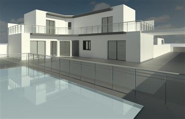 Moradia T3 om piscina