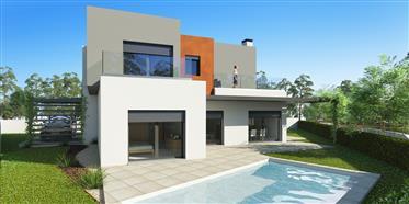 Nouvelle maison individuelle moderne