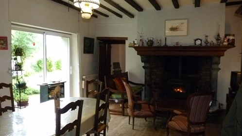 Basque farmhouse with lots of potential!