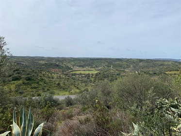 65 hect near Castor Marim for the construction of an hotel, horses club,... Distant sea views