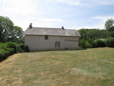Charming country house with a view, a well all in its own plot of land