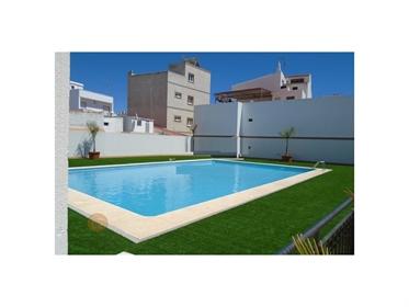 Apartamento T3, novo, em Vila Real de S. António