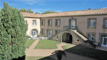 Attractive apartment in stately residential development in Canal du Midi village