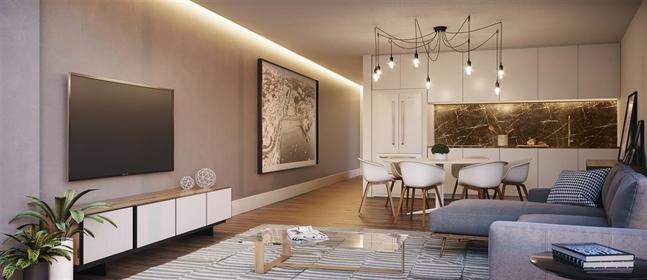 apartamento de 4 quartos com 163 m ², novíssimo, com 2 vagas...