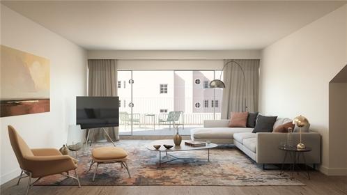 Apartamento T2 com 131 M ², novíssimo, com 2 vagas de estaci...