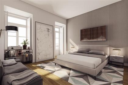 apartamento de 2 quartos com 136 m ², novíssimo, em um edifí...