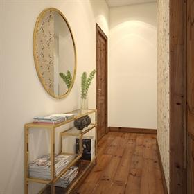 No 4º andar do empreendimento alecrim 15, este apartamento t...