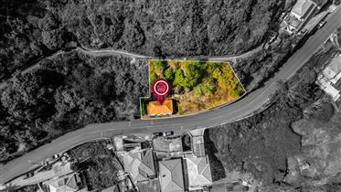 Moradia Típica Madeirense Bem Localizada