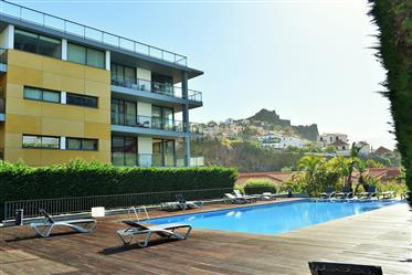 Apartamento T3 inserido em condomínio de Luxo no Funchal