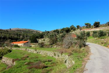 Farm in idyllic location with fabulous views in Monchique