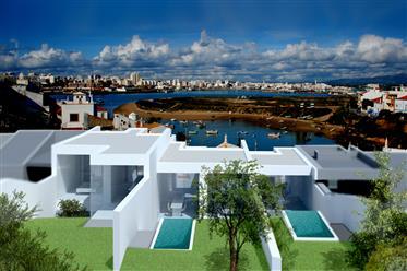 Moradia V2 de alta qualidade com piscina em localização priv...