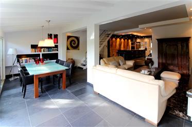 Luxuswohnung mit Garten und Jacuzzi in der Nähe des Strandes und des Dorfes in Ferragudo