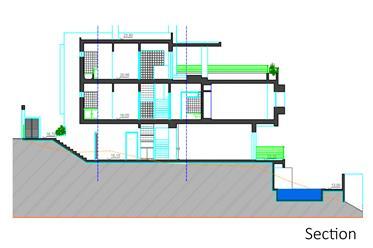 Lote para construção de moradia unifamiliar com piscina em F...