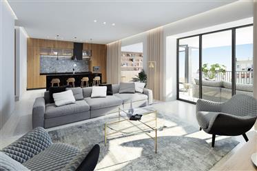 Contemporain, Appartement, Príncipe Real, Lisbonne