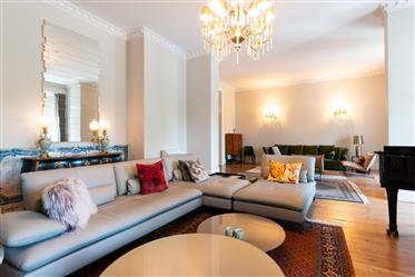 Luxurious, Apartment, Campo Mártires da Pátria, Lisbon