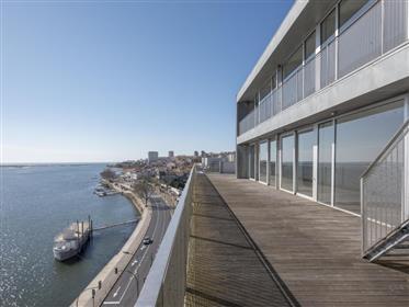 Vistas fabulosas, apartamento, Douro, Porto