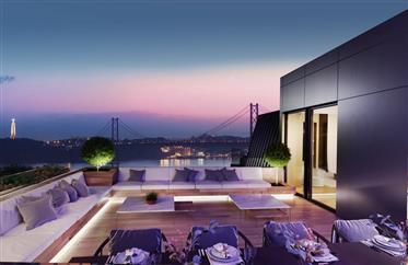 Luxo, Apartamento, Infante Santo, Lisboa