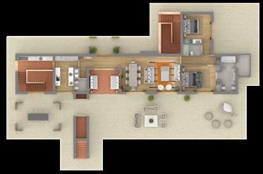 2 quartos, moradia, Comporta