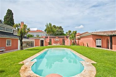 Magnificent, Detached Villa, Cobre, Cascais