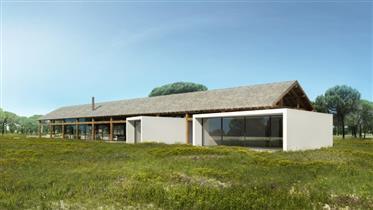Maravilhosa, terreno terreno para construção de Villa, Comporta
